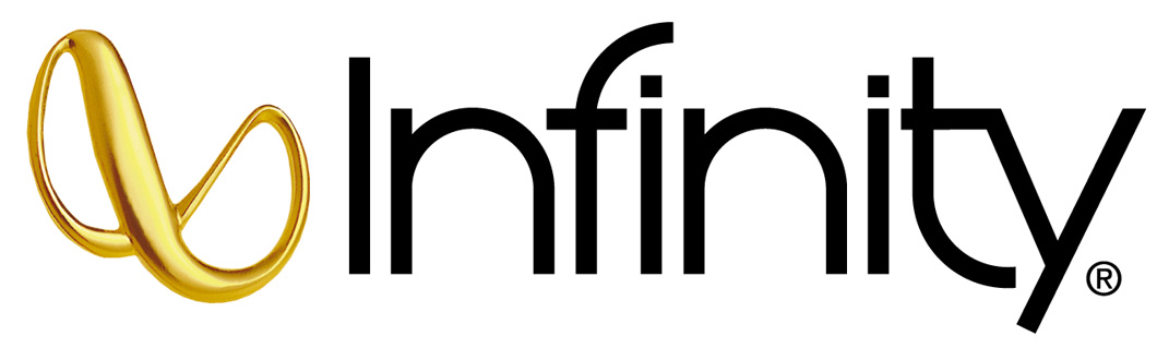 Image result for INFINITY LOGO SOUNDS