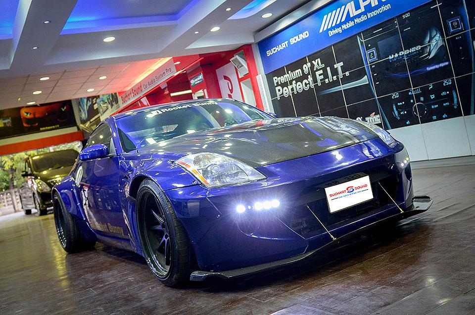 รถเด นประจำเด อน Nissan Fairlady Z